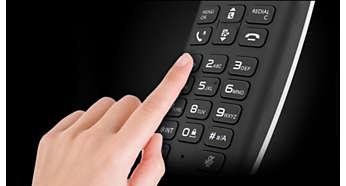 گوشی بی سیم و دو گوشی فیلیپس مدل m5552wg