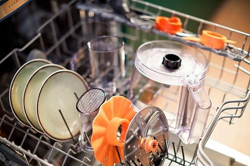 مونتاژ آسان قطعات و قابلیت شست و شو در ماشین ظرفشویی