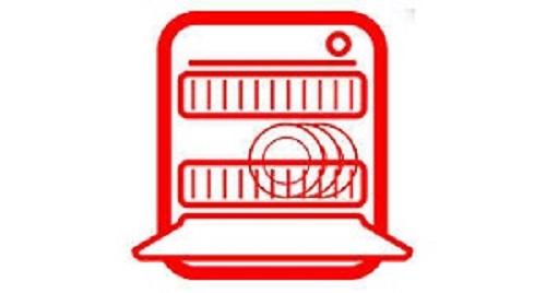 قابل شست و شو در ماشین ظرف شویی